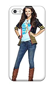 Fashion Protective Victoria Justice 4 Case Cover For Iphone 5/5s