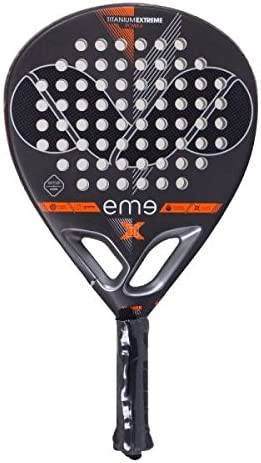 Pala De Padel Eme Extreme Power Ltd Naranja: Amazon.es: Deportes y ...