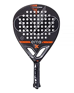 Pala De Padel Eme Extreme Power Ltd Naranja: Amazon.es: Deportes y ...