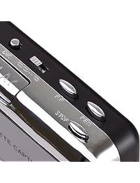 Captura   Convertidor de USB cassette a MP3, convertidor de audio portable de cinta a MP3. Convertidor de conmutador.