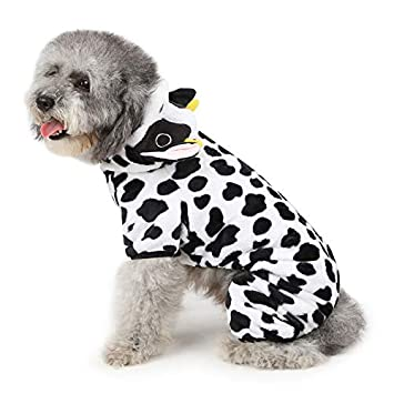 PETCUTE Abrigo Bulldog Frances Abrigo para Perro Saltador de Perro Abrigos Galgos/Pitbull/Yorkshire Sudaderas con Capucha para Perros M: Amazon.es: Hogar
