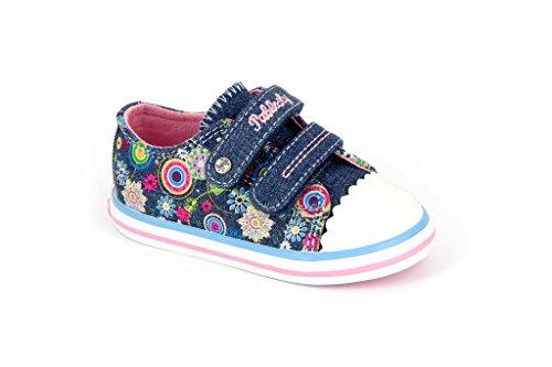 Pablosky 931720 - Zapatillas con velcro  infantiles Vaquero