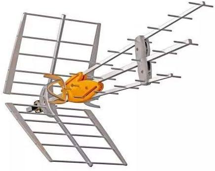 Antena DAT BOSS UHF con 45 dB de ganancia: Amazon.es ...