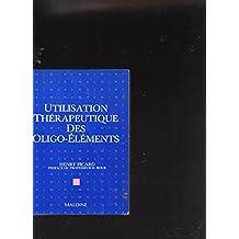 utilisation therapeutique des oligo-elements