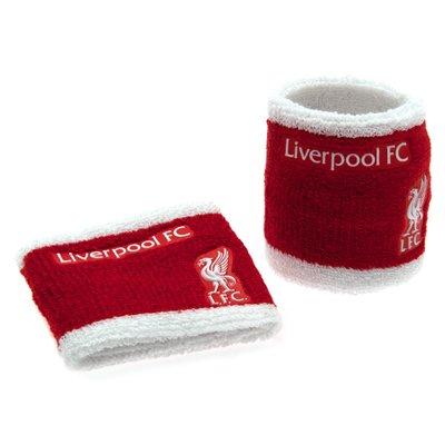 & blanc rouge Liverpool FC bandeau bandeau Bracelet officiel