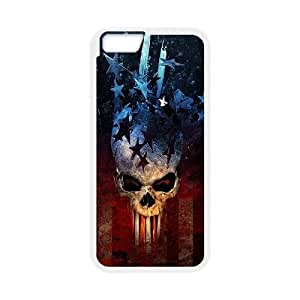 """American Flag DIY Cover Case for Iphone6 Plus 5.5"""",personalized phone case ygtg-774691"""