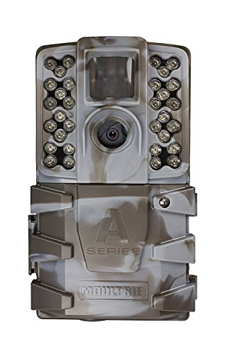 Moultrie A-35 (2017) Game Camera | All Purpose Series | 0.7s Trigger Speed | Moultrie Mobile Compatible ()