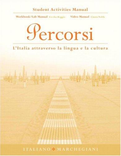Percorsi L'Italia attraverso la lingua e la cultura