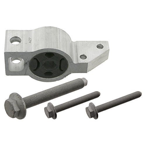 febi bilstein 32542 control arm bush with bracket and screws (front axle left, rear) - Pack of 1 ()
