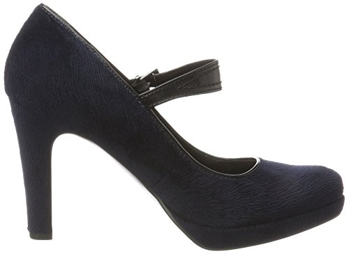 Tamaris Damen 24408 Pumps, Schwarz (Black), 40 EU