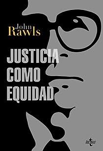 Justicia como equidad par Rawls