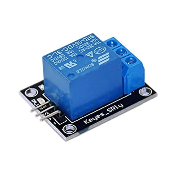 5V Relay Module for Arduino (Works with Official Arduino Boards)