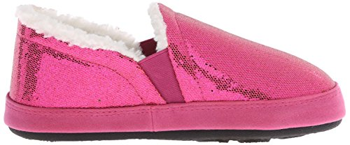 Pictures of Acorn Kids Colby Gore Moc Slipper Black 12 none US Girl 3