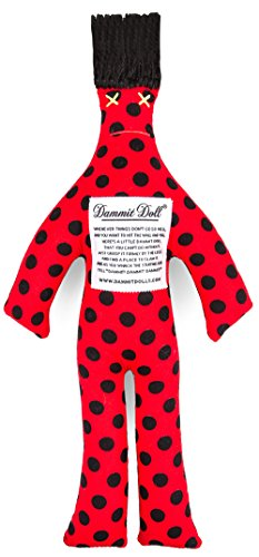 Dammit Doll Classic Dessin Stress product image