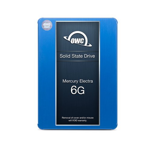 OWC 500GB Mercury Electra 6G SSD 2.5'' Serial-ATA 7mm Solid State Drive by OWC