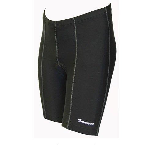BDI Men's 8 Panel Flat Seam Short, Black, XX-Large (Bdi Bike Shorts)