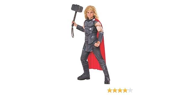 Disfraz infantil de Thor Ragnarok de Rubies, producto oficial de Marvel