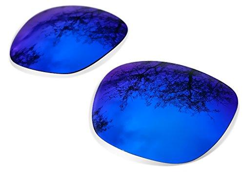 para Blue Recambio Sunglasses Oil Polarizadas de Oakley Drum Restorer Lentes Mirror qwxw70