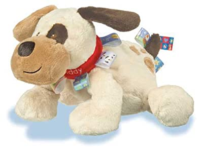 Mary Meyer Taggies Buddy Dog Brownwhite from Mary Meyer