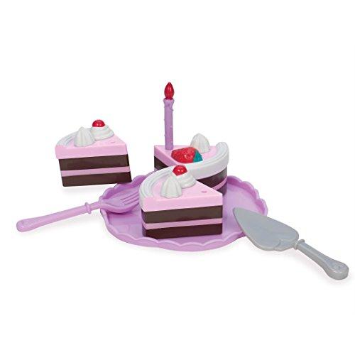 New Play Circle By Battat Princess Birthday Party 24 Piece Pretend Cake