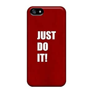 diy zhengExcellent iPhone 6 Plus Case 5.5 Inch // Case Tpu Cover Back Skin Protector Red Just Do It