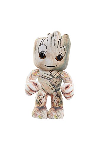 41qhAaLj7lL - Marvel Collectible Plush Groot Plush