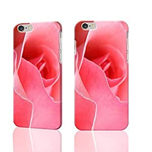 "Pink Rose 3D Rough iphone Plus 6 -5.5 inches Case Skin, fashion design image custom iPhone 6 Plus - 5.5 inches , durable iphone 6 hard 3D case cover for iphone 6 (5.5""), Case New Design By Codystore"