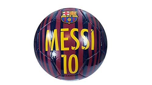 FC Barcelona Authentic Official Licensed Soccer Ball Size 2 (Youth) -003