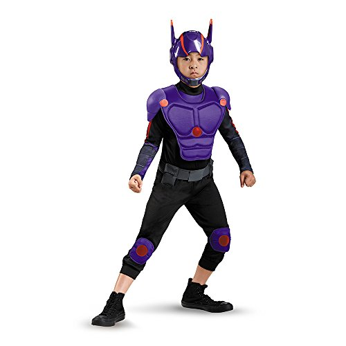 Disguise Hiro Deluxe Costume, Large (10-12)