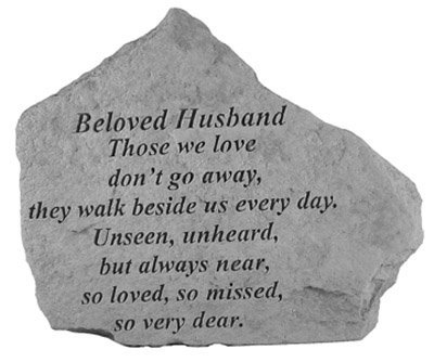 Cheap Kay Berry- Inc. 15520 Beloved Husband Those We Love – Memorial – 6.875 Inches x 5.5 Inches