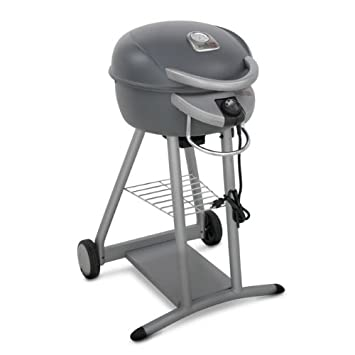 Char Broil TRU Infrared Patio Bistro Electric Grill, Graphite