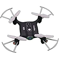Blomiky Small Syma X21 Altitude Hold RC Quadcopter Drone Remote Control Helicopter No Camera X21 Black