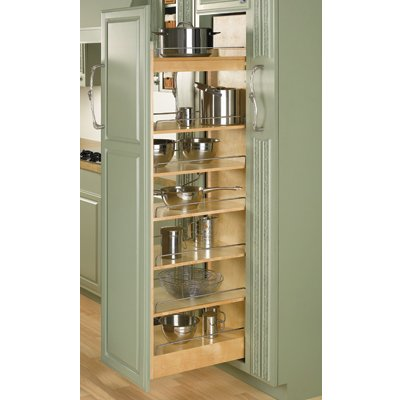 (Rev-A-Shelf 448-Tp Series Wood Pullout Pantry 11