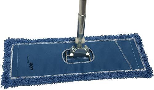 "Dust Mops72/"" Blue-Microfiber Industrial Style 6 Pack"