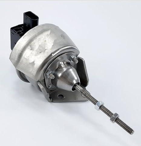 GOWE electrónico wastegate para Turbo actuador electrónico wastegate para Volkswagen Passat Scirocco Tiguan 2.0 TDI (modelos desde 140Hp: Amazon.es: Coche y ...
