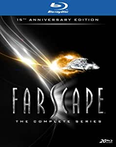 Farscape: The Complete Series (15th Anniversary Edition) [Blu-ray]