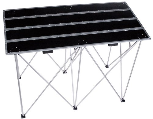 Road Ready RRSTANDT Fold Out 36-Inch Tall Multipurpose Table