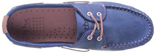Tbs Pretty Bleu Bateau opale Chaussures Femme w7xgvq