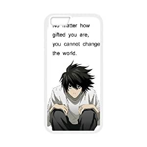 iPhone6 Plus 5.5 inch Phone Cases White Death Note JEB2244574