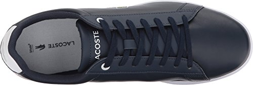 Lacoste Mens Hydez 118 1 P Navy / Wit
