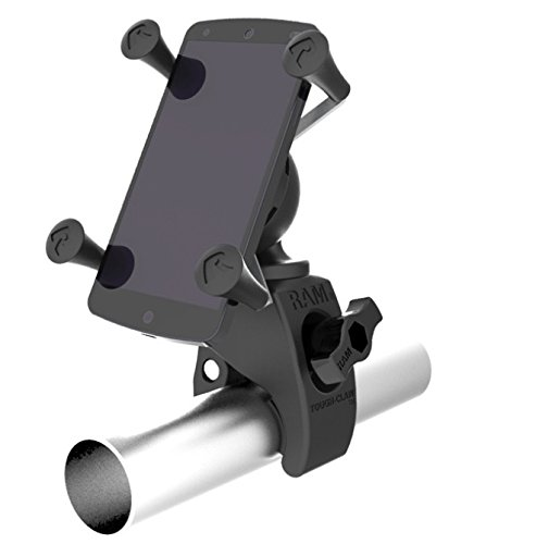 RAM X-Grip Phone Mount with RAM Snap-Link Tough-Claw RAM-HOL-UN7-400U by RAM MOUNTS