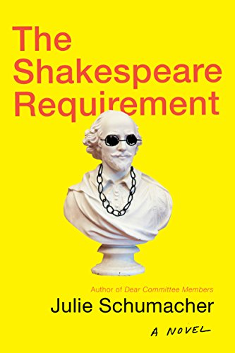 Book Cover: The Shakespeare Requirement: A Novel