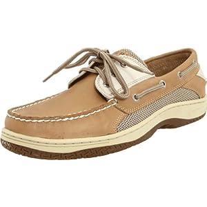 Sperry Top-Sider Men's Billfish 3-Eye Boat Shoe, Tan/Beige, 10.5 M US