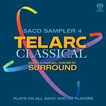 Telarc Classical Sampler 4 Multichannel