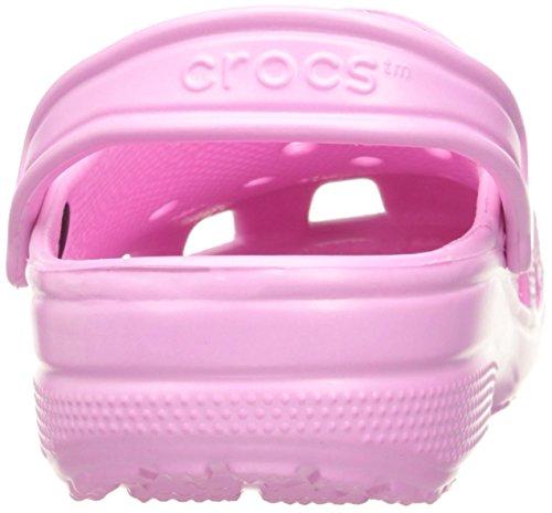 Crocs Kids Klassisk Träsko Nejlika