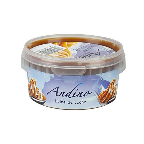 Crema de caramelo de leche, lata de plástico 250g - Dulce de Leche ANDINO 250g: Amazon.es: Alimentación y bebidas