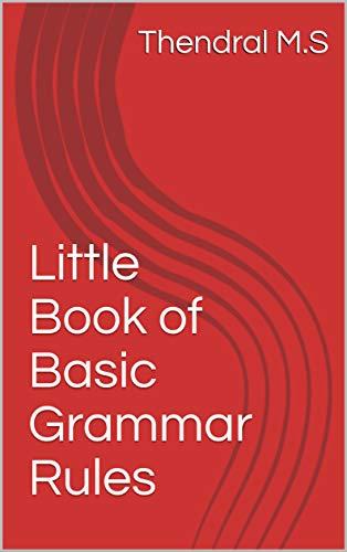 Little Book of Basic Grammar Rules