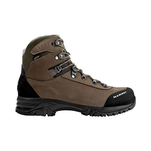 Mammut Trovat Advanced High GTX Hiking Boots - Mens Bark/Grey 9