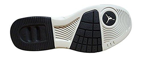 Nike Air Jordan Academy Mens Hi Top Trainers 844515 Sneakers Shoes (US 10, Grove Green Black Light Bone 300)