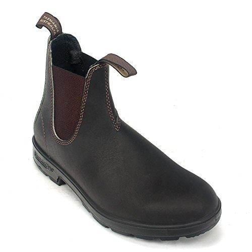 Blundstone 585 - Classic Comfort, Unisex-Erwachsene Chelsea Boots Braun (Marrone)